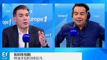 """Olivier Faure : """"Nous ne sommes ni Macron ni Mélenchon, nous sommes le Parti socialiste !"""""""