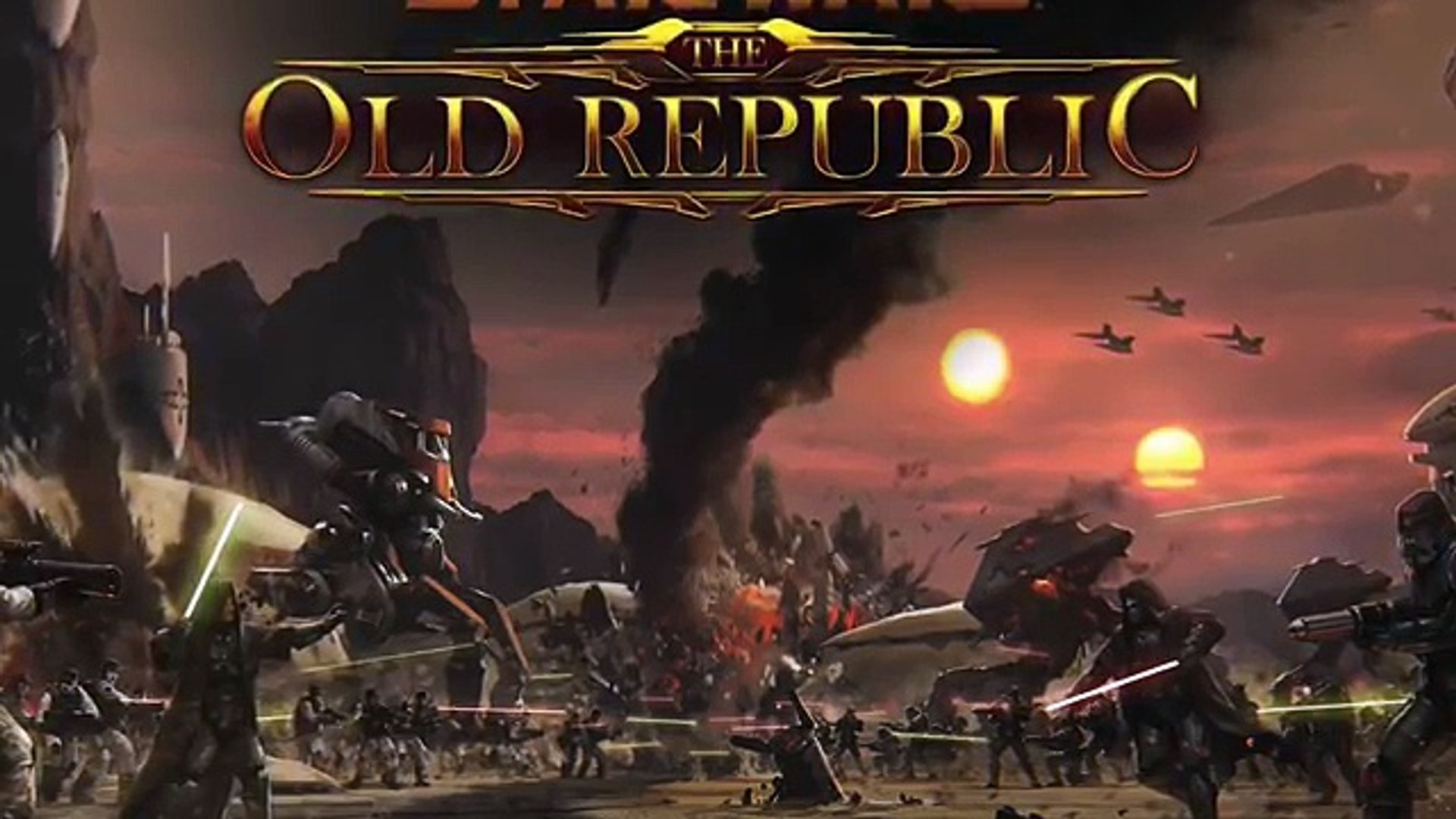 The Eternal Twins Old Republic Explained Video Dailymotion