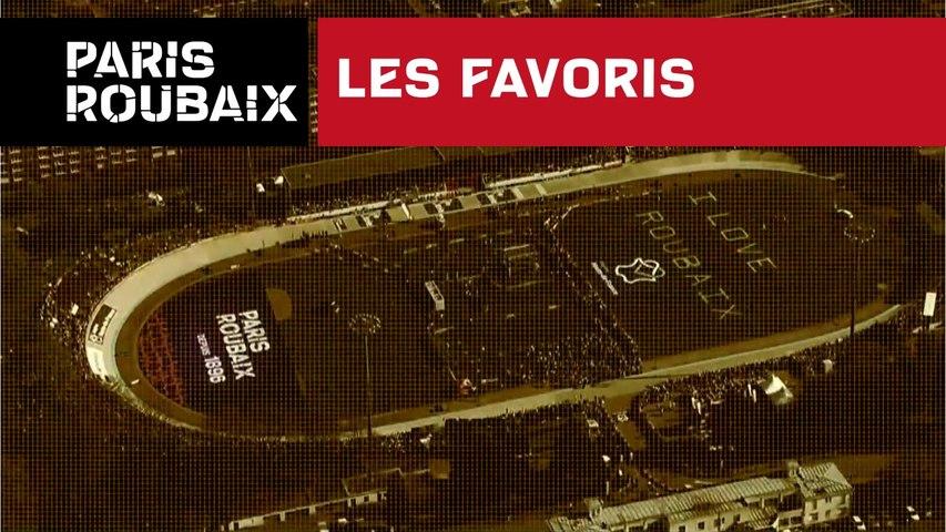 Les favoris - Paris-Roubaix 2018