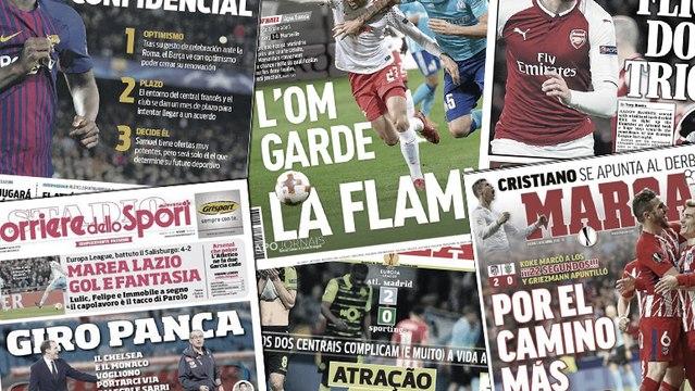 Zidane et Deschamps sur la short-list de la Juve, le compte à rebours est lancé dans l'affaire Umtiti