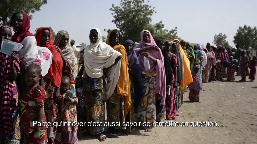 Les champs d'action de La Fondation MSF - FR