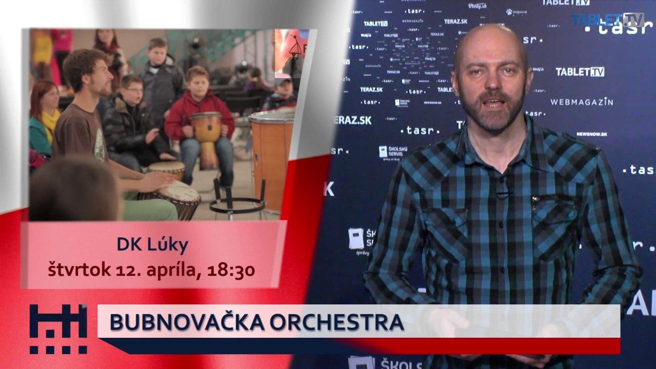 POĎ VON: Bubnovačka orchestra a Poľská krv