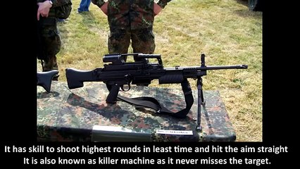Top 10 Most Dangerous Guns in the World #Mind Blow