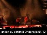 Superbus en concert au zénith d'Orléans