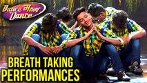 Dance Maharashtra Dance | Dance Performances On Adash Shinde Song | Zee Yuva