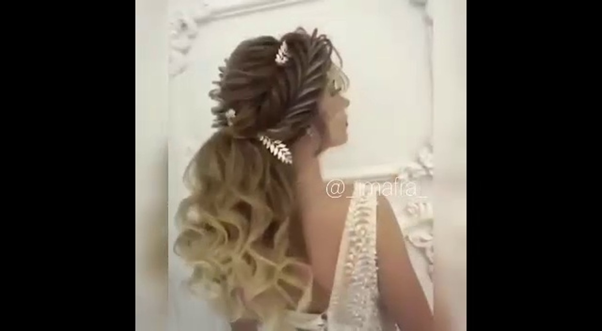 hairstyles of esther kinder#braided chignon (hairstyles by estherkinder)&