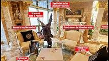 Donald Trumps 66th Floor Penthouse Exposes His Idol Sun God Apollo, Son of Zeus