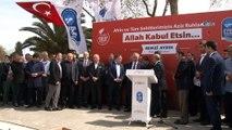 Eyüpsultan'da Mehmetçik için 15 bin lokum dağıtıldı