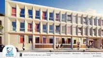 Location logement étudiant - Bordeaux - Campus Saint Genes