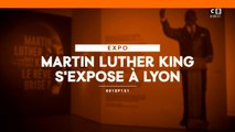 Martin Luther King s'expose à Lyon
