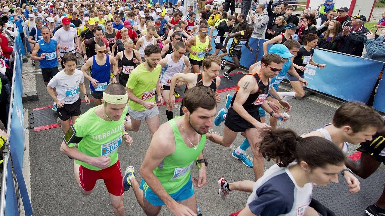 P. PUKALOVIČ o začiatkoch ČSOB maratónu: Prvý ročník sme zle vymerali