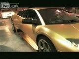 Lamborghini Murcielago record de vitesse 352km/h