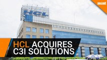 HCL Technologies acquires C3i Solutions for $60 million