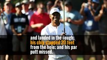 Tiger Woods Is More Dogged Than Dazzling in His Return to the Masters