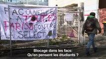 Blocage dans les facs: paroles d'étudiants
