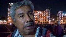 Crecen las protestas y la indignación en México