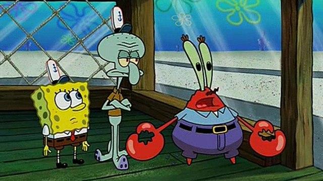 SpongeBob SquarePants S03 E29 Born Again Krabs