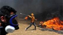 Israeli Military Fires Live Rounds At Palestinians Along Gaza-Israel Border, Killing 5