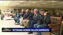 WWII Veterans Reunite Every Year to Honor Fallen Shipmates