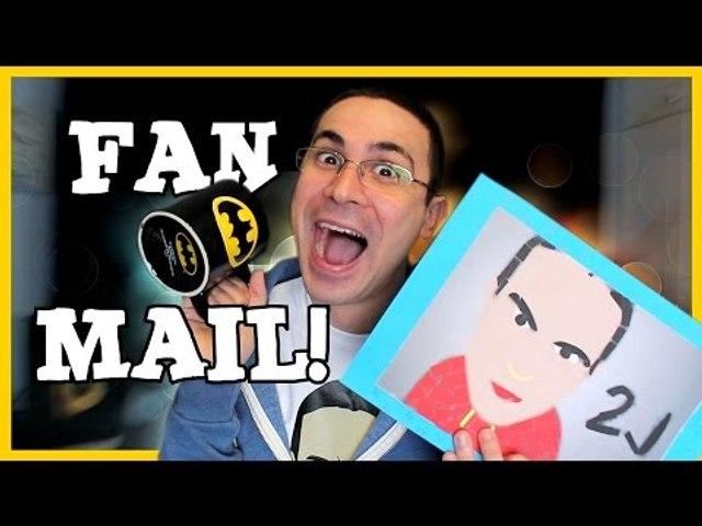 Το Πρώτο Fan Mail!   2J