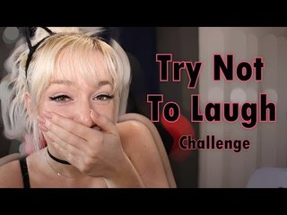 Try Not To LAUGH! Cat Von K