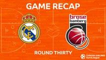 Highlights: Real Madrid - Brose Bamberg
