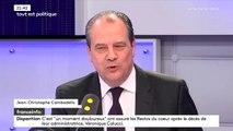 """Jean-Christophe Cambadélis : """"Nous n'allons pas vers la grève générale, nous allons vers le tout sauf Macron"""""""
