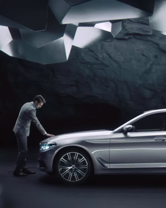 The BMW 5 series – BMW Individual