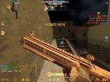CSO[張董解說] 카스온라인 - Korea CSO ZOMBIE Hero Play / Counter stirke online