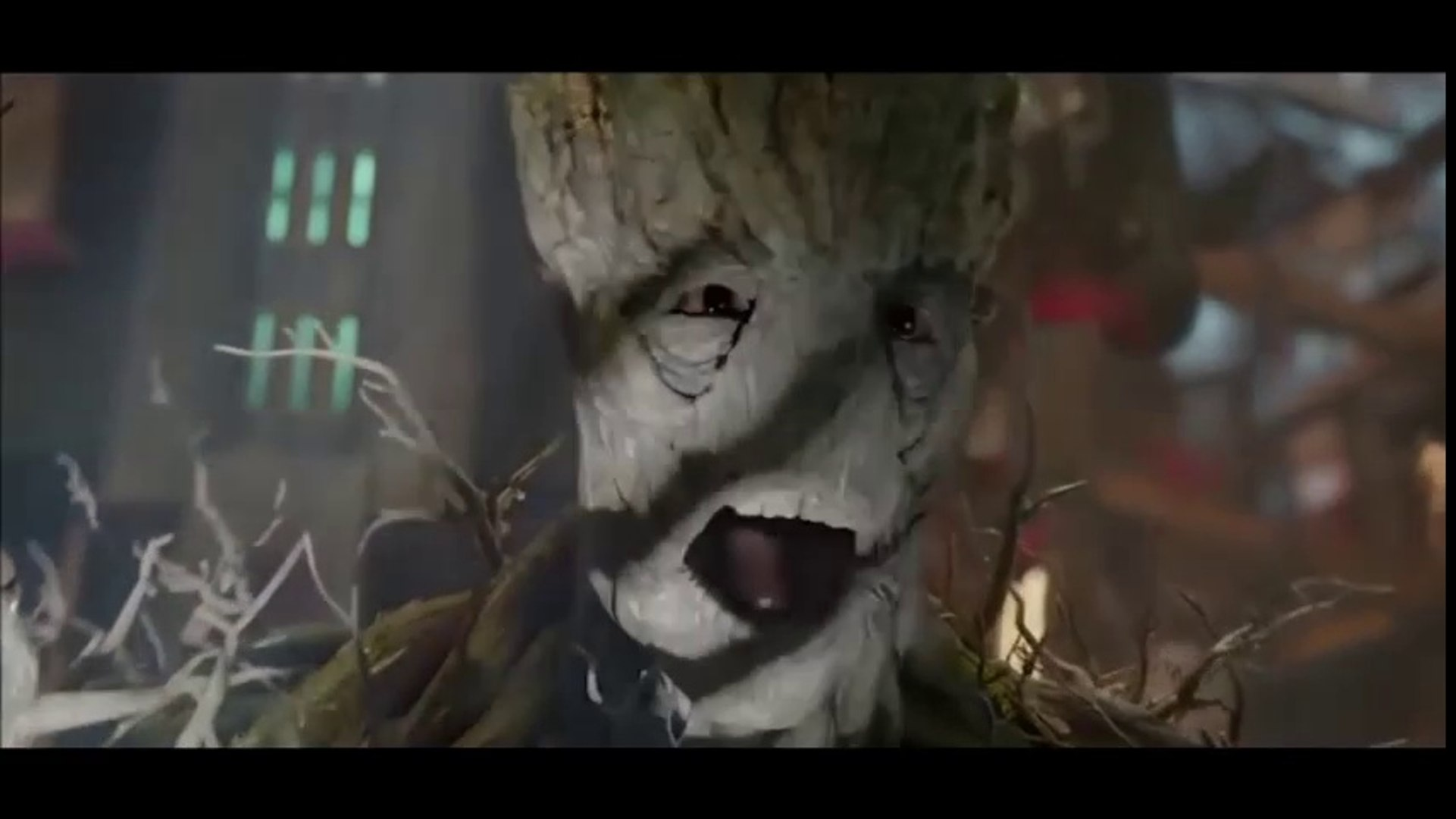 How Groot was made in his own words, see description    /   Como se hizo a Groot en sus propias pala