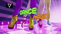 Dance Magic - EQG - Magical Movie Night (中文字幕; Chinese Subtitled)