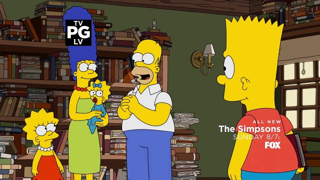 The Simpsons Season 29 Episode 15 : S29E15 * The Simpsons *