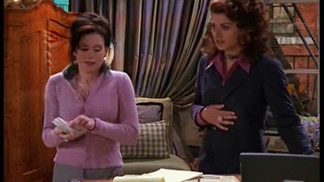 Will & Grace S01E11 Will On Ice