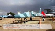 Northrop F-5E Tiger Agressor