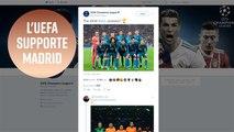 Controverse : l'UEFA supporterait le Real Madrid