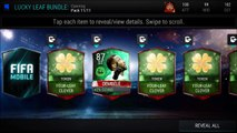 FIFA Mobile ST. PATRICKS DAY PACK OPENING!! 89+ OVR PULL!! New St. Patricks Day Promo!