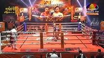 Long Chin vs Khompichhith(thai), Khmer Boxing Bayon 06 April 2018, Kun Khmer vs Muay Thai