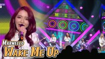 [HOT] MARMELLO - Wake Me Up, 마르멜로 - Wake Me Up Show Music core 20180407