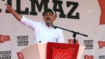 Kılıçdaroğlu: 'Şeker pancarı üretimi kasıtlı olarak engelleniyor' - ÇORUM