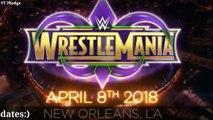 Big Superstars Return On 9 April RAW After Wrestlemania 34 ! Update on John Cena vs the Undertaker Match At Wrestlemania 34