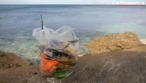 Marseille : une opération nettoyage des plages pour sensibiliser à la pollution