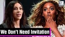 Kim Kardashian Begs Kanye West To Take Her To See Beyonce At Coachella?
