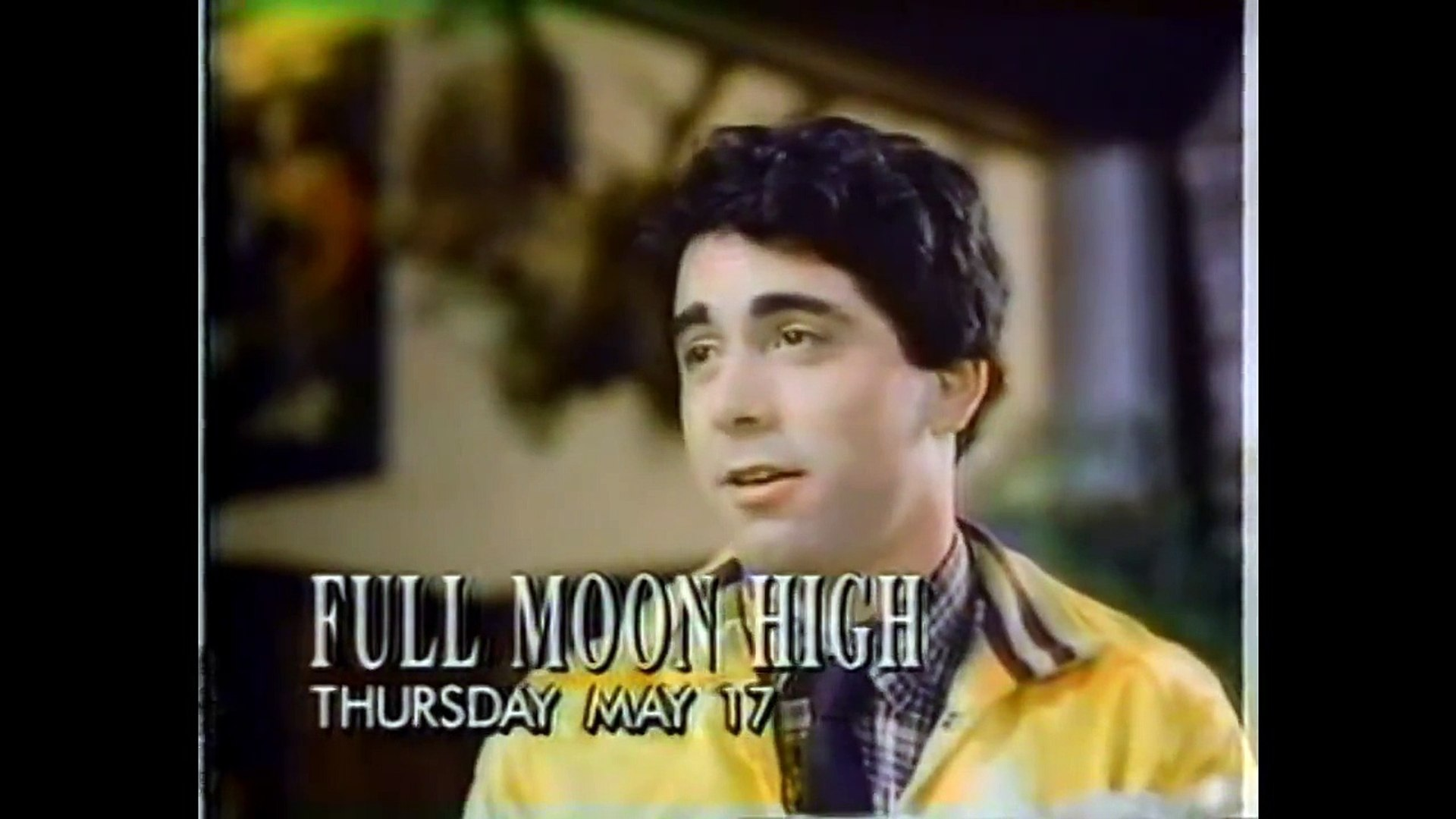 Full Moon High Trailer
