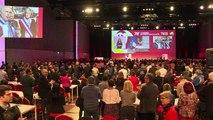 Olivier Faure proclamé premier secrétaire du Parti socialiste