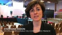 Stéphanie Didon présente la soirée Miss Vosges 2018 à Remiremont