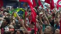 Brésil : Lula retranché