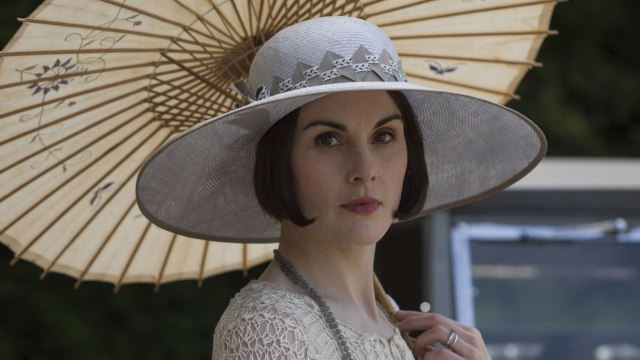 Michelle Dockery On Stellar Roles