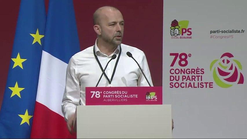 Discours de Jean-Francois Debat