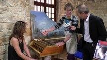Alpes de Haute-Provence : découvrez le métier de restaurateur de clavecin à Forcalquier