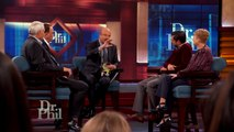 Funny Videos: Dr  Phil Kicks Bumfights Creater Off Show - video